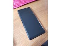 Samsung Galaxy Note 8 SM-N950F Midnight Black SIM-free unlocked + Gear4 D3O folio case