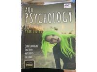A Level Psychology AS Textbook