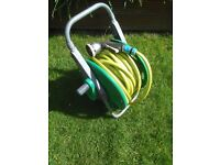 Hoselok hose and reel