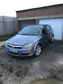 Vauxhall Astra very clean very good car