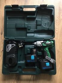 Hitachi impact driver WH14DAF2 brand new boxed