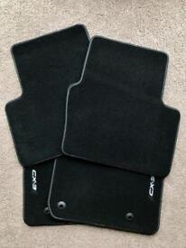 Genuine Mazda car mat set for CX-3