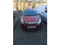 1.2 limited edition Vauxhall corsa