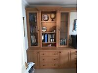 Good quality complete Home Office fitted furniture