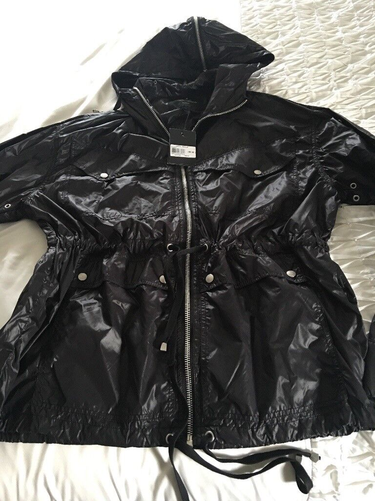 All Saints light weigh jacket