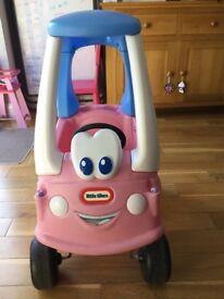 Little Tikes Cozy Coupe 'Princess'
