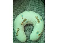 Breast feeding maternity support pillow