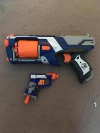 Nerf bundle (strongarm and jolt elite)