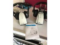 Senheiser 5.1 earphones X2