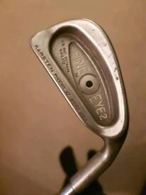 PING EYE 1 IRON OPEN TO OFFERS