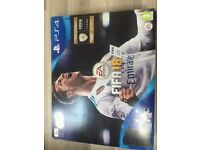 PlayStation 4 1TB with FIFA 18 BRAND NEW