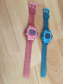 Brand new Lovely pair of ZEON Watches ( 2 for £5 )