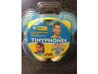 Jvc tinyphones headset for kids