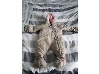 Pram suit size 6-9 months brand new
