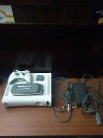 Xbox 360 - TEXT ONLY - 1 Controller - Minecraft Built on
