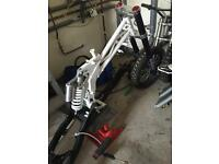 Brand new 125cc pitbike just needs built up
