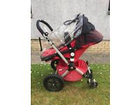 Bugaboo Cameleon Red Edition