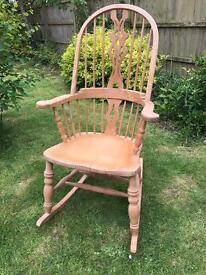 Beautiful rocking chair