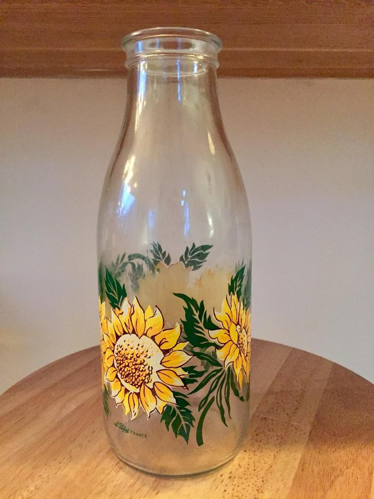 RETRO Vintage Le Parfait French Bottle / Vase