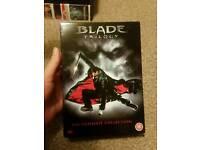 Blade DVD, set of 3
