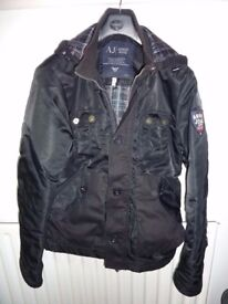 ARMANI JEANS Men Coat Jacket (genuine)