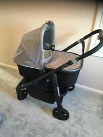 Uppa baby travel system with pram and pushchair excellent condition only used for 3 months
