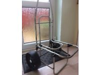 Fishing trolley £10