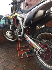 Crf250 2015 (reposted to to messer)