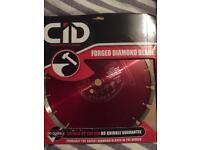 Diamond cutting blades x7