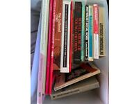 Children's degree/ social work degree / sociology degree books