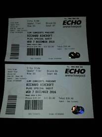 Richard ashcroft tickets
