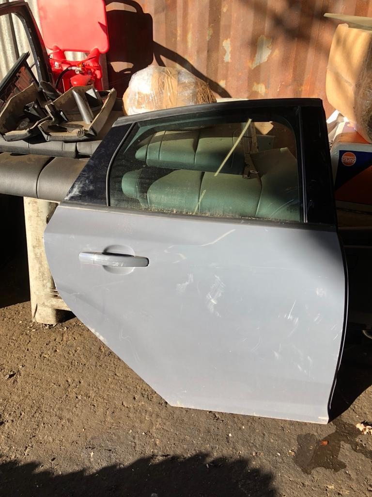 2014 Ford Focus Mk3 Drivers Rear Door Breaking Spares Parts Ear Car Recycling