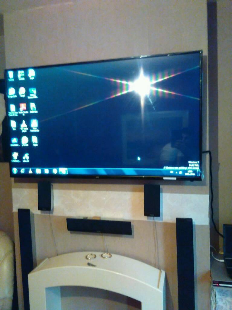 """JVC 55"""" Full HD, PERFECT LED TV, WARRANTY"""