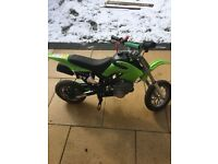 49cc for sale or swap for quad