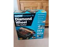 Plasplugs diamond wheel time cutter
