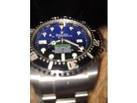 Deepsea seadweller blue