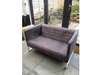 IKEA 2 person sofa - very light and easy to pack away