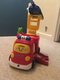 VTech Toot Toot Big Fire Engine