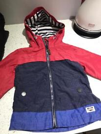 Boys coats wide range age 3 up to 7