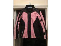 Ladies XL Duchinni Motorbike Jacket