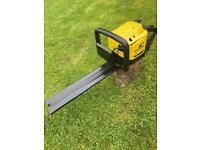 McCulloch Virginia petrol hedge clipper any test lawnmower trimmer cutter saw mower