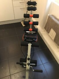 AB warrior home gym machine
