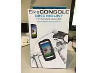 "Tigra Bike Mount for Samsung Galaxy S4 ""Bikeconsole"""