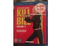 Kill Bill Volume 2 - Bluray Disc