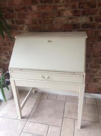 Cream painted bureau
