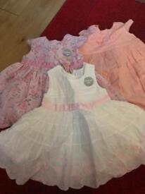 Three new dresses never worn £10