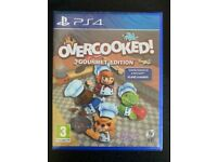 PS4 game - Overcooked: Gourmet Edition - New