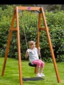 Plum Single Swing