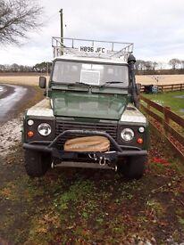 Land Rover 110 Defender 200tdi