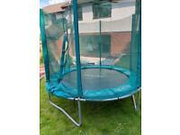 6ft Garden trampoline